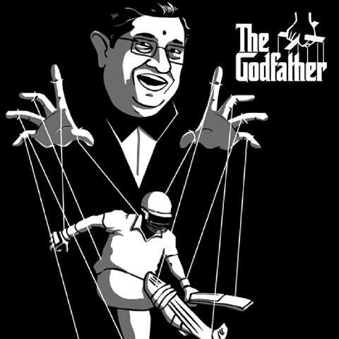 Srinivasan - The Godfather